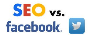 SEO vs Social Media Facebook Marketing